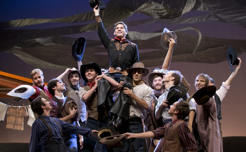 Theater production of Oklahoma!