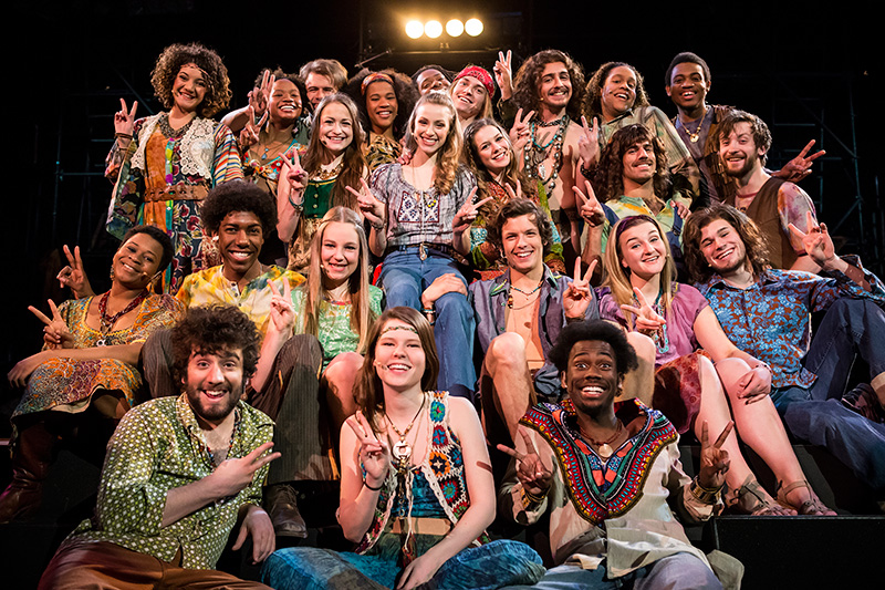 The Cast of Hair (2014)