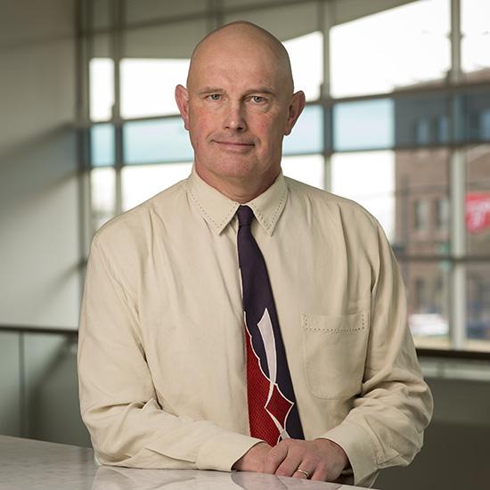 Headshot of Paul Swann