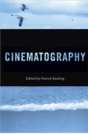 "The cover of Professor Cagle's book ""Cinematograpy"""