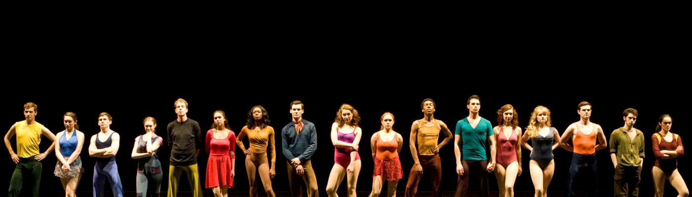 Cast of A Chorus Line