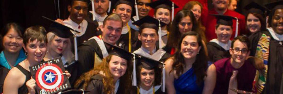 Theater, Film and Media Arts alumni are proud graduates of Temple University