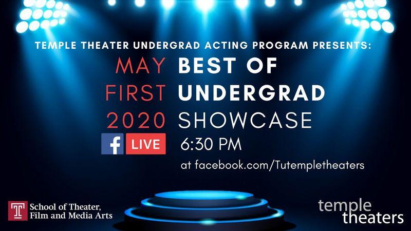 Best of undergrad showcase