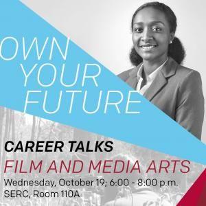Career Talk Flyer