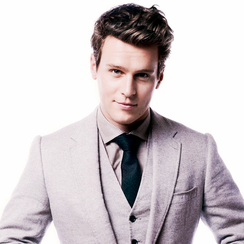 Jonathan Groff, photo by Jeff Vespa
