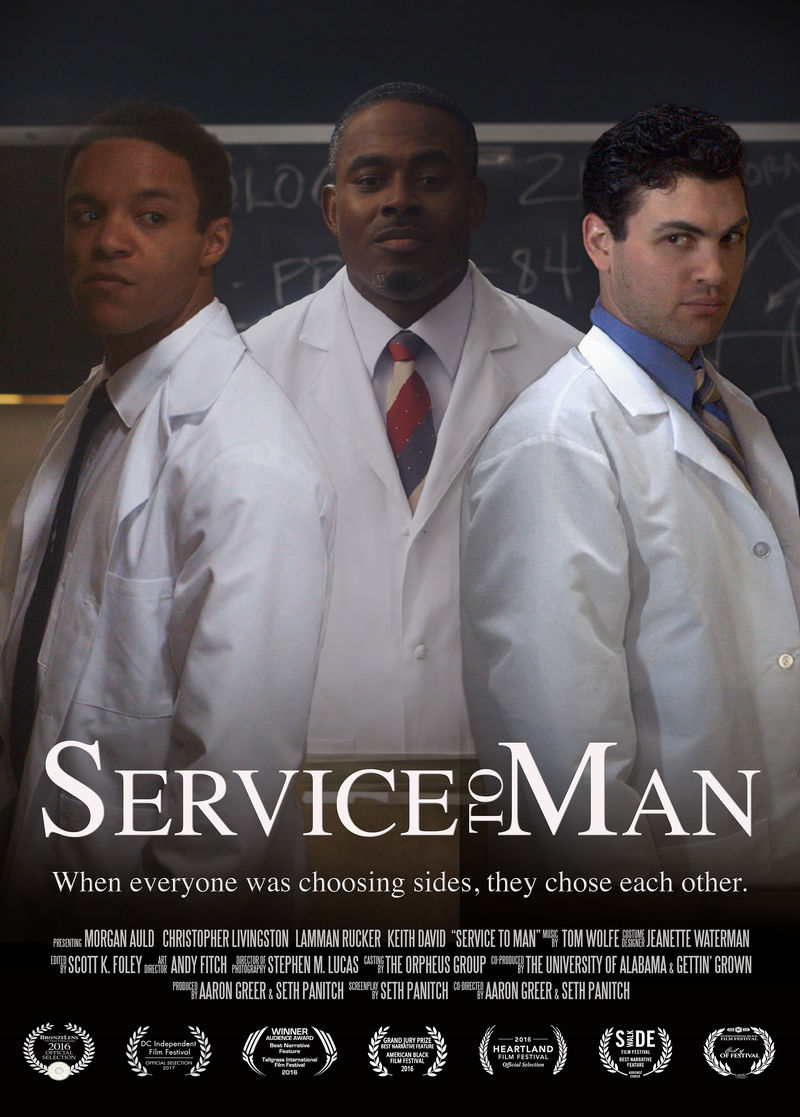 Service to Man film poster