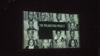 Title screen of film