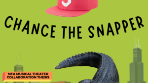 Chance the snapper - Ad