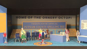 Set model from Spelling Bee