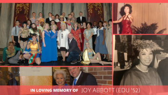 In loving memory of Joy Abbott
