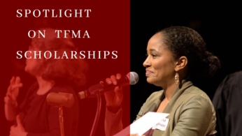 Spotlight on TFMA Scholarships 2019
