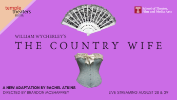 The Country Wife graphic
