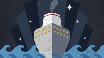 Poster art for Anything Goes