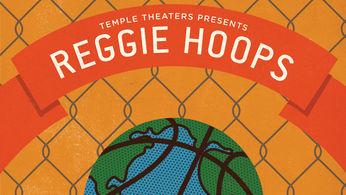 Reggie Hoops Title Graphic