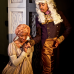Actors Savannah Jackson and Kalen Allen as characters from A FREE MAN OF COLOR