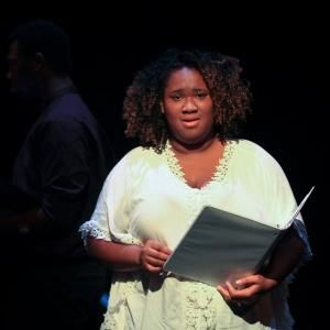 Black Actress in spotlight, 2015 performance