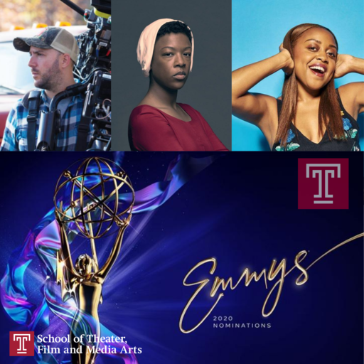 Featured Image for Three Temple Alums with 2020 Emmy Noms!