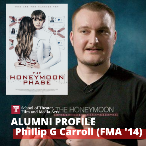 Featured Image for Alumni Profile: Phillip G. Carroll (FMA '14)