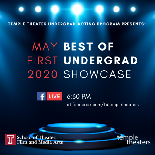 Best of undergrad showcase