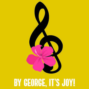 By George its Joy Graphic