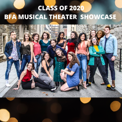 Featured Image for Cancelled - Temple MTs Take Manhattan  - BFA Musical Theater Showcase