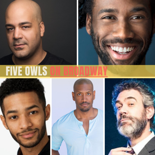 Five owls on bway