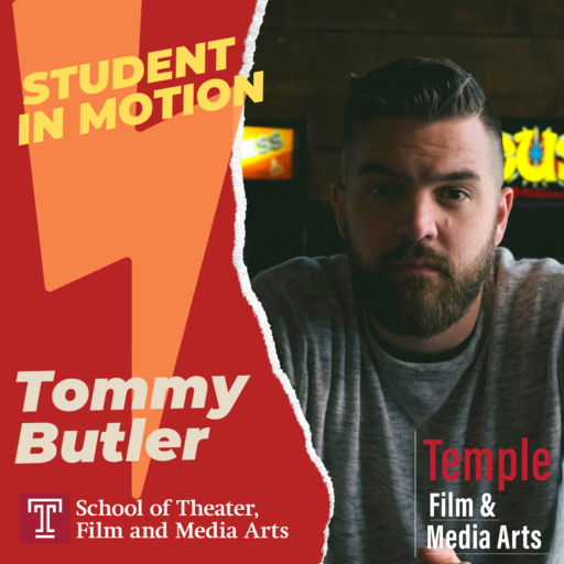 Featured Image for Student in Motion SPOTLIGHT: Tommy Butler (MFA '23)