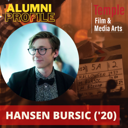 Featured Image for Alumni Profile: Hansen Bursic (TFM '20)