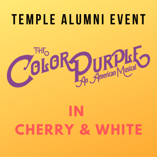 Alumni Event: The Color Purple in Cherry & White