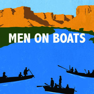 Men on Boats Graphic