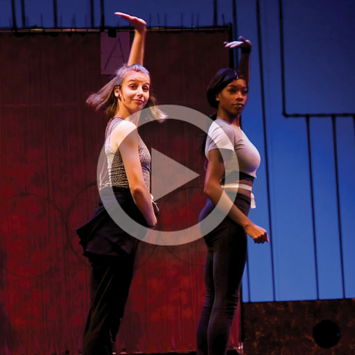 Sweet charity video Trailer