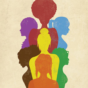 Poster art for For Colored Girls