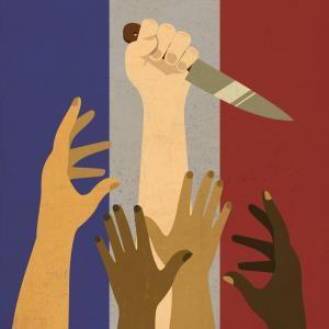 Marat/Sade Poster Art