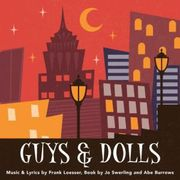 Official Poster for Guys and Dolls